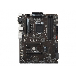 Placa Base Msi Intel Z370A PRO Socket 1151 ATX DDR4 Glan USB 3.1 Audio 7.1