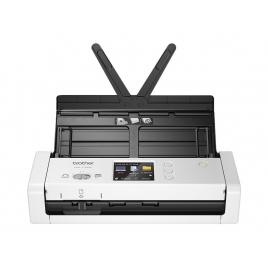 Scanner Brother ADS-1700W A4 Duplex WIFI 50PPM ADF 20 Hojas