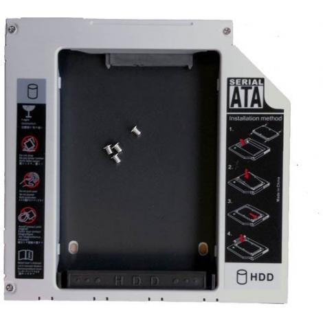 Adaptador Microstorage SSD Bahia Optica 12.7MM