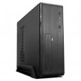 Caja Sobremesa Matx Tooq TQC-3006DU 500W USB 3.0 Black