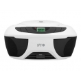 Radio CD SPC Boombox 4500B USB White/Black