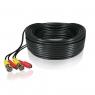 Cable Eminent Coaxial Macho / Macho 20M para Camara Seguridad
