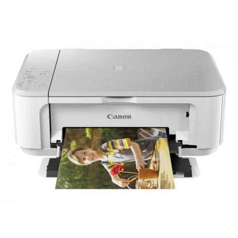 Impresora Canon Multifuncion Pixma MG3650 9.9IPM USB WIFI Duplex White