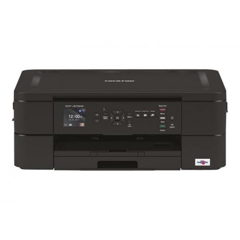 Impresora Brother Multifuncion DCP-J572DW 27PPM WIFI A4 Duplex