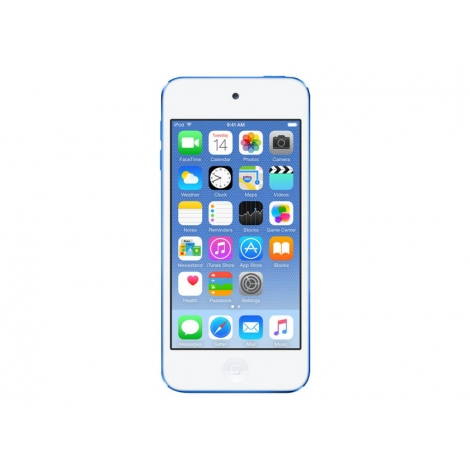 Reproductor Portatil MP4 Apple iPod Touch 128GB Blue