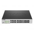 Switch D-LINK DGS-1100-24P 10/100/1000 24 Puertos (12P POE)