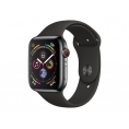 Apple Watch Serie 4 GPS + 4G 44MM Space Grey Aluminium + Correa Sport Black