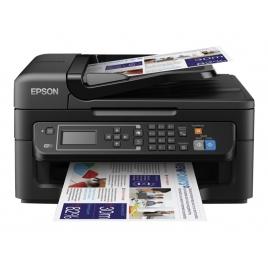 Impresora Epson Multifuncion Workforce WF-2630WF 34PPM FAX USB WIFI