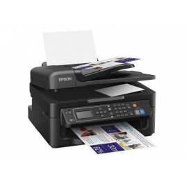 Impresora Epson Multifuncion Workforce WF-2630WF 34PPM FAX USB WIFI