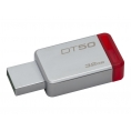 Memoria USB 3.1 Kingston 32GB DT50 Silver/Red