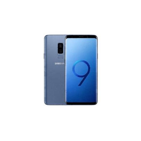"Smartphone Samsung Galaxy S9+ 6.2"" OC 64GB 6GB Android 8 Coral Blue EU"
