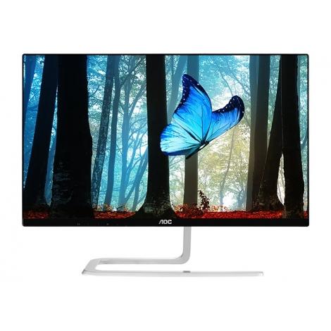 "Monitor AOC 21.5"" FHD Style I2281fwh 1920X1080 4ms VGA HDMI Black"