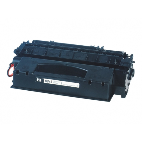 Toner HP 49X Black Gran Capacidad 1320 3390 3392 6000 PAG