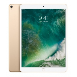 "iPad PRO Apple 10.5"" 256GB WIFI + 4G Gold"