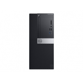 Ordenador Dell Optiplex 5060 MT CI7 8700 8GB 1TB Dvdrw W10P