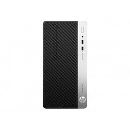 Ordenador HP Prodesk 400 G5 MT CI7 8700 8GB 1TB Dvdrw W10P