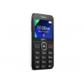 Telefono Movil Alcatel Onetouch 2008G Black/White