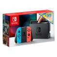 Consola Nintendo Switch Neon Red/Blue + 35€ Eshop