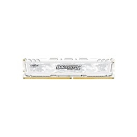 DDR4 16GB BUS 3200 Crucial CL16 Ballistix Sport LT White