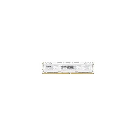 DDR4 16GB BUS 3200 Crucial CL16 Ballistix Sport LT White