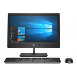 "Ordenador ALL IN ONE HP Proone 400 G4 NT CI5 8500 8GB 256GB SSD 20"" HD Dvdrw W10P Black"