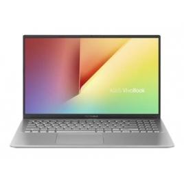 """Portatil Asus Vivobook S512FA-BQ054T CI5 8265U 8GB 256GB SSD 15.6"""" FHD W10 Silver"""