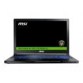 "Portatil Msi WS63 8SJ 013XES CI7 8750H 32GB 1TB + 512GB SSD Quadro P2000 4GB 15.6"" FHD Freedos Black"