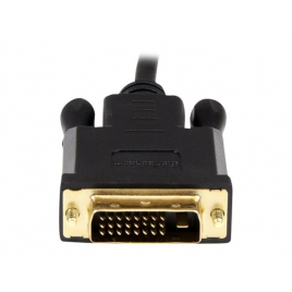 Adaptador Startech DisplayPort Macho / DVI-D Macho 0.9M