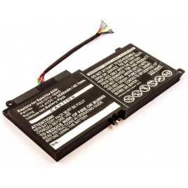 Bateria Portatil Microbattery 4 Celdas 14.4V 2.8AH para Toshiba