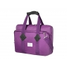 "Maletin Portatil E-VITTA 16"" Messenger Laptop Purple"