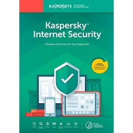 Antivirus Kaspersky Internet Security 2019 2 Licencias