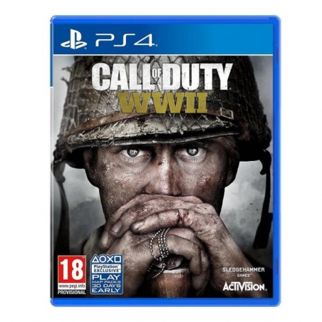 Juego PS4 Call OF Duty: Wwii