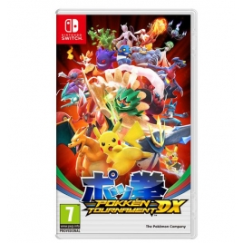 Juego Switch Pokken Tournament DX