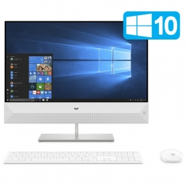 "Ordenador ALL IN ONE HP 24-XA0901NS CI5 8400T 8GB 1TB 23.8"" FHD W10 White"