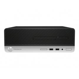 Ordenador HP Prodesk 400 G5 SFF CI3 8100 8GB 256GB SSD Dvdrw W10P