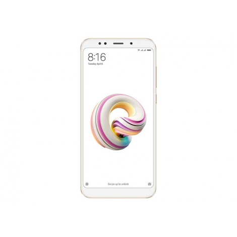 "Smartphone Xiaomi Redmi Note 5 5.99"" OC 32GB 3GB 4G Android 7.1 Gold"