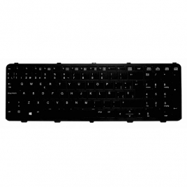 Teclado Portatil HP Probook 450 455 Black