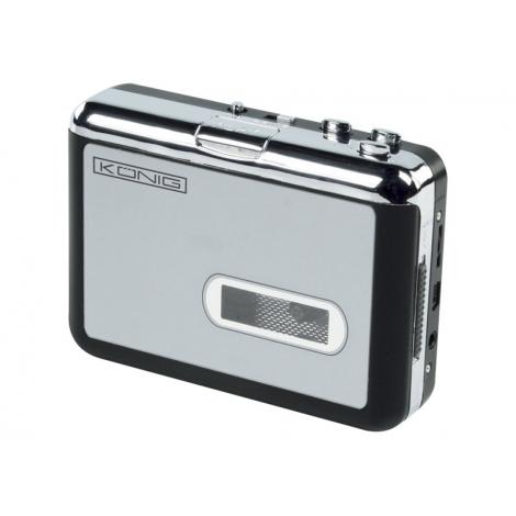 Conversor Nedis Cassette a MP3