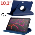 Funda Tablet HT Rotate 360 Blue para Bq M10