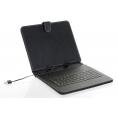 """Funda Tablet Lifeview 7"""" Soporte Regulable + Teclado Black"""