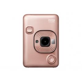 Camara Instantanea Fujifilm Instax Mini Liplay Blush Gold