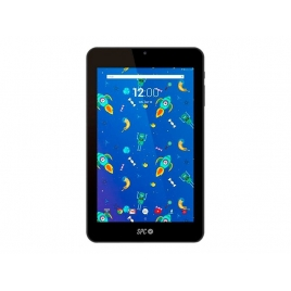 "Tablet SPC Flow 7 7"" QC 1GB 8GB Android 7.0 Black"