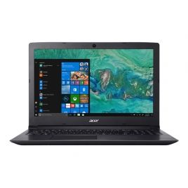 "Portatil Acer Aspire 3 A315-53-54P9 CI5 8250U 8GB 1TB 15.6"" HD W10 Black"