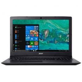 "Portatil Acer Aspire 3 A315-53-58FF CI5 8250U 8GB 256GB SSD 15.6"" HD W10 Black"