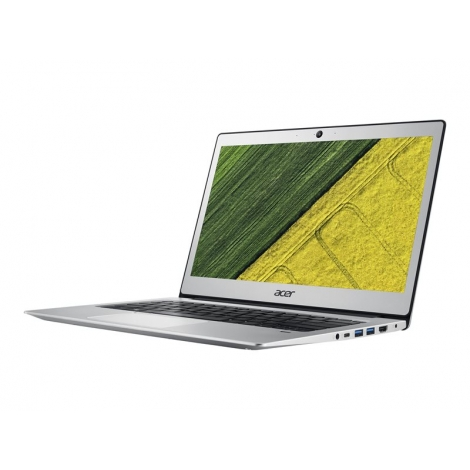 "Portatil Acer Swift 1 SF113-31-C9XK CEL N3350 4GB 64GB SSD 13.3"" HD W10 Silver"