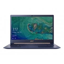 """Portatil Acer Swift 5 SF514-52T-51MW CI5 8250U 8GB 256GB SSD 14"""" FHD W10 Blue"""