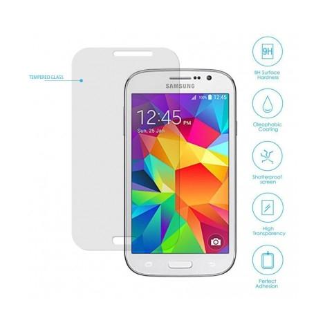 Protector de Pantalla Becool Cristal Templado para Samsung Galaxy Grand NEO Plus
