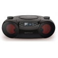 Radio CD Energy Boombox 6 USB SD MP3 Bluetooth Radio FM Black