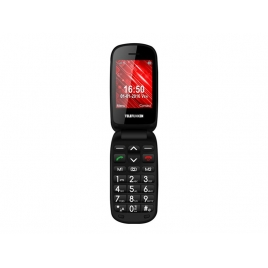 Telefono Movil Telefunken TM 250 Rouge