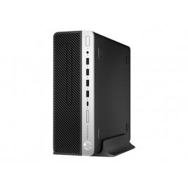 Ordenador HP Prodesk 600 G4 SFF CI5 8500 8GB 256GB SSD Dvdrw W10P